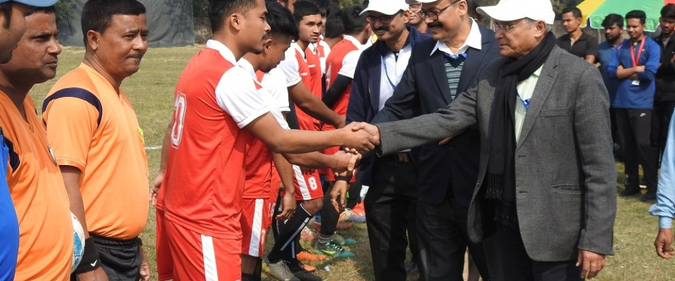 3rd Sports and Cultural Meet